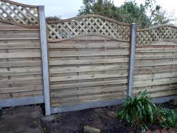 G G Buckinghamshire Panel 6ft X 5ft Continental Fence Panel