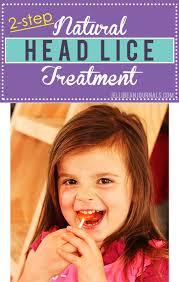 natural overnight head lice treatment