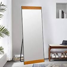com zhowi floor mirror full