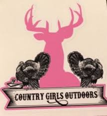 Landgea Uniting The Outdoors Decals Country Girls Outdoors