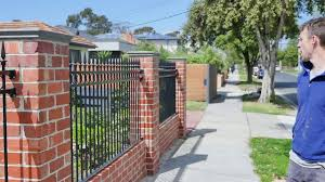 Dwyer Brick Fences Recycled Red Brick Fence In Highett Melbourne Youtube