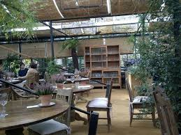picture of petersham nurseries cafe