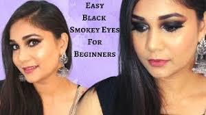smokey eyes for beginners super glowy