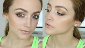 every day makeup chatty get ready
