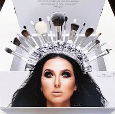 morphe x jaclyn hill brush collection
