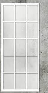 loft french 01 sliding door steel glass