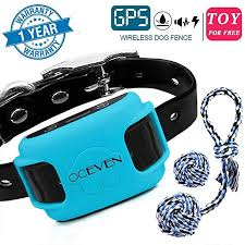 Oceven Wireless Dog Fence System With Gps Outdoor Pet Containment System Rechargeable Waterproof Wireless Dog Fence Pet Containment Systems Waterproof Collars