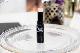 shiseido perfecting stick concealer review