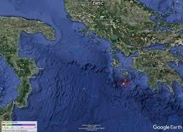 Terremoto nel mare tra Italia e Grecia: da stanotte oltre 20 ...