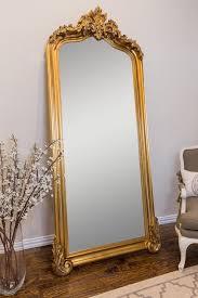 18 elegant french vintage style mirrors