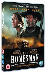 Homesman. The Edizione: Regno Unito Edizione: Regno Unito: Amazon ...