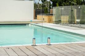 Glass Pool Fencing Boundaryline New Zealand