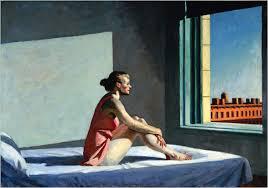 L'Art et la plume - Comment lire un tableau d'Edward Hopper - T'as ...