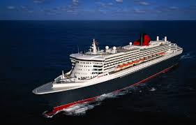 132 days on the queen mary 2