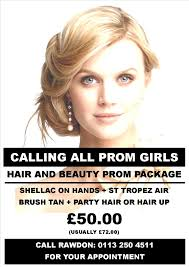 27 famous prom hair and makeup packages
