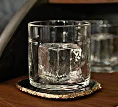 the rocks cube glass a whiskey glass