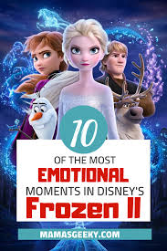 the most emotional moments of frozen spoiler warning