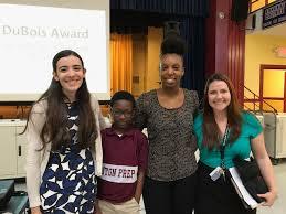 Du Bois Award Winners: Meet Our Remarkable Students — Boston Prep | Grades  6-12 Charter Public School