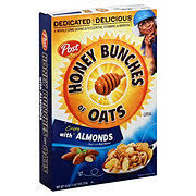post honey bunches of oats cereal with
