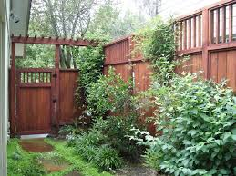 Sideyard Fence And Gate Wood Fence Design Fence Design Yard Gate