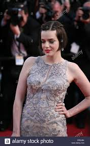 Roxane Mesquida at the On The Road gala screening red carpet at the Stock  Photo - Alamy