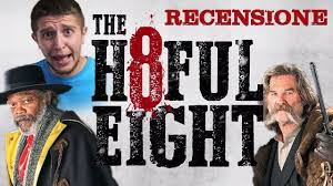 Recensione The Hateful Eight - Quentin Tarantino (2015) - YouTube