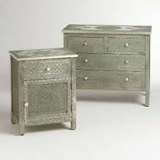 metal dressers and nightstands