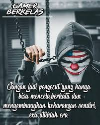 quotes gamer berkelas facebook