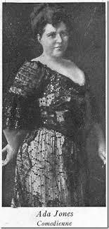 Eve Golden / Queen of the Dead: Ada Jones  