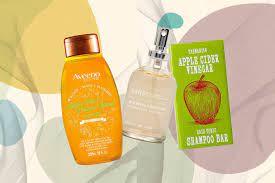 apple cider vinegar hair s