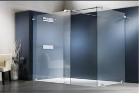shower glass cubicle cabin