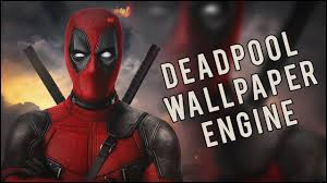 deadpool wallpaper for wallpaper engine