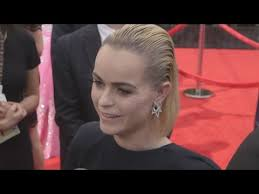 Taryn Manning Wants a Britney Spears Reunion on 'OITNB', Says She 'Can Sing  Like an Angel' - YouTube