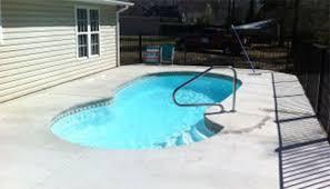 utah small fiberglass pools swimming