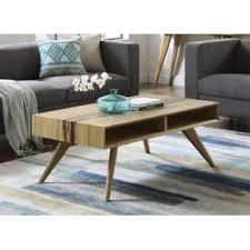 waterfall edge coffee table wayfair