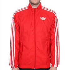adidas originals windbreaker jacket in