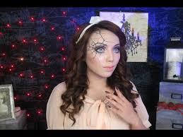 ed doll makeup tutorial you