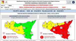 Domani scuole chiuse a Paternò per allerta meteo rossa – Gazzetta ...