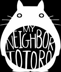 Studio Ghibli My Neighbor Totoro Anime Decal Sticker Kyokovinyl