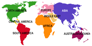 Image result for Europe, Asia, the Middle East and Africa.