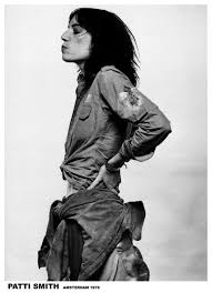 Patti Smith - Amsterdam '76 Poster | Sold at Europosters