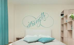 Infinity Strength Wall Decal Infinity Strength Wall Sticker