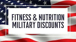 fitness nutrition military s
