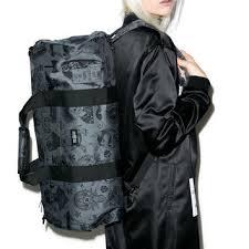 rebel8 giant flash duffle bag black one