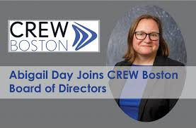 Abigail Day Joins CREW Boston Board of Directors - Vantage Technology  Consulting Group