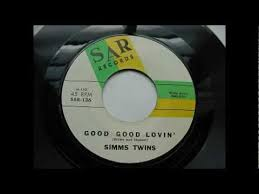 Sam Cooke The Simms Twins Good Good Loving K Pop Lyrics Song