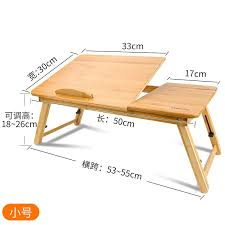 folding laptop table can lift holder