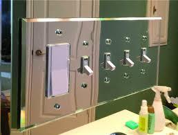 acrylic switch plates