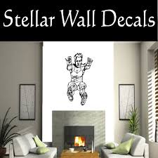 Track And Field Running Sprinting Jumping Cds095 Sports Vinyl Wall Decal Wall Mural Car Sticker Swd