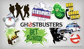 Custom Ghostbusters Stickers Quality Stickeryou